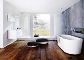 Schadler Bau Badezimmer Sanierung - alles aus einer Hand